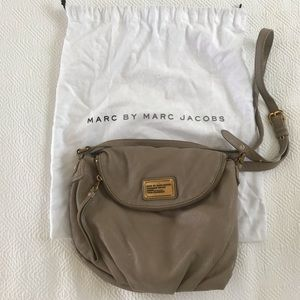 Marc by Marc Jacobs Leather CrossBody Satchel